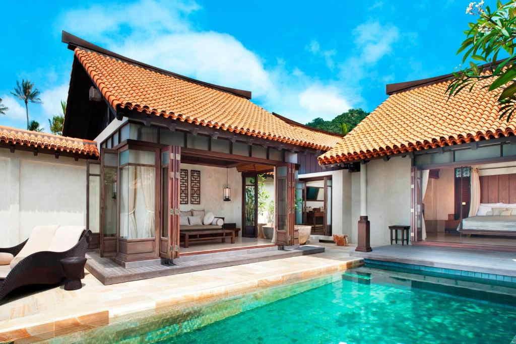 Ocean Pool Villa Lamai resort 3