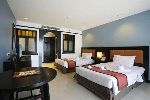 Superior Room at Woraburi Phuket