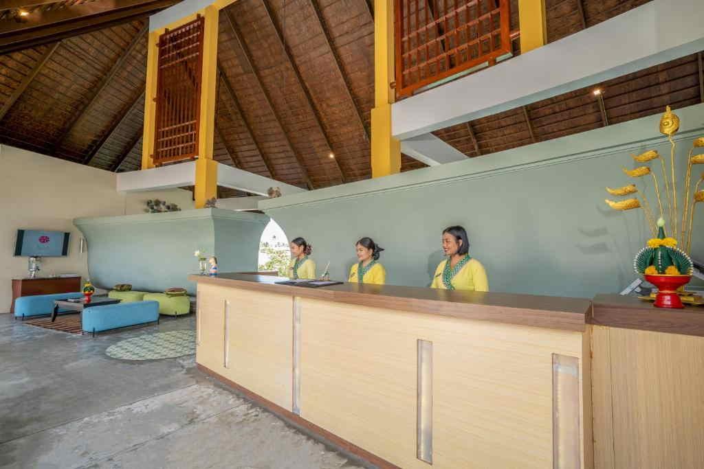 The Briza Beach Resort Samui 8