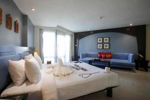 Woraburi Resort at the Junior Suite
