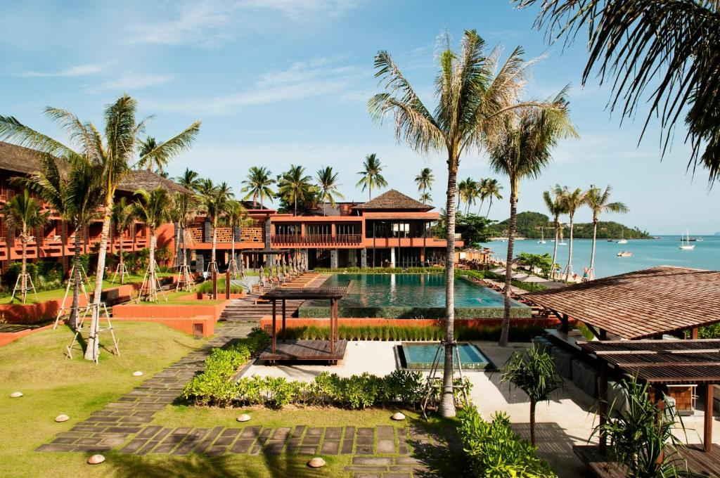 Hansar Samui Resort 1