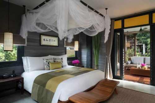 Deluxe Room anantara Lawana