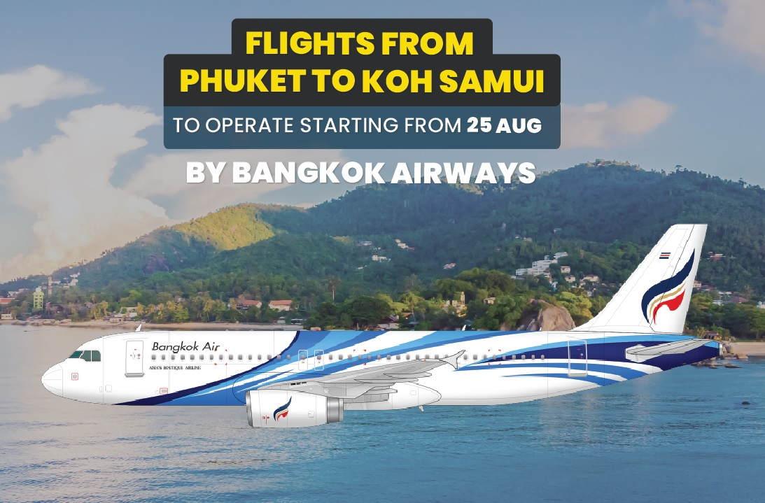 Bangkok Airways To resume Domestic Flights