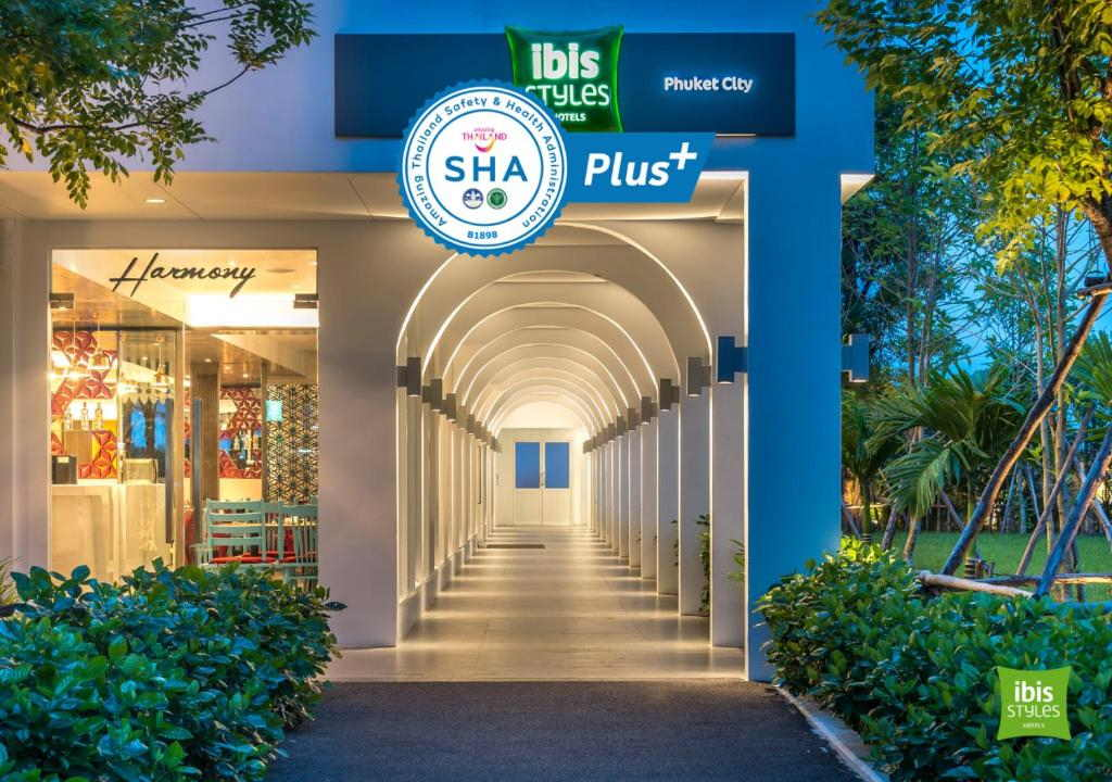 Ibis Styles Phuket City 2