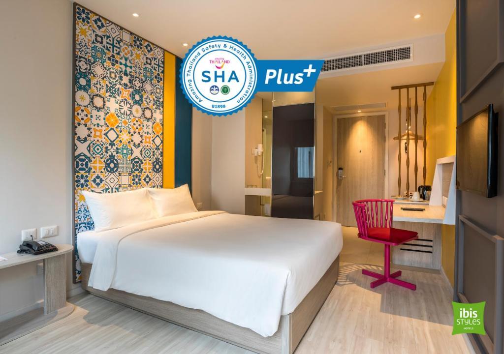 Ibis Styles Phuket City Standard Room 2