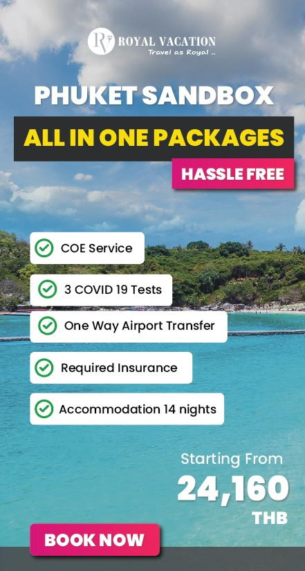 Phuket Sandbox All in One Hotels Packages