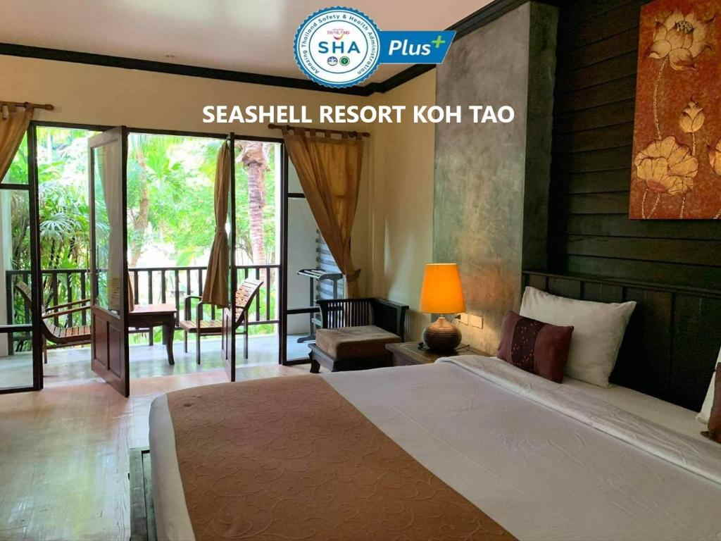 Seashell Resort Koh Tao 9