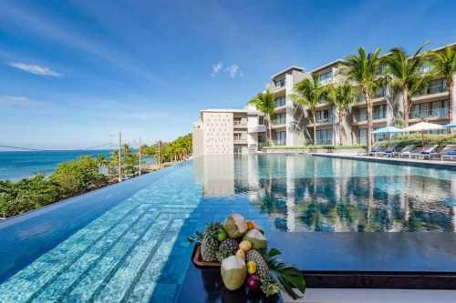 Oceabfront Beach Resort