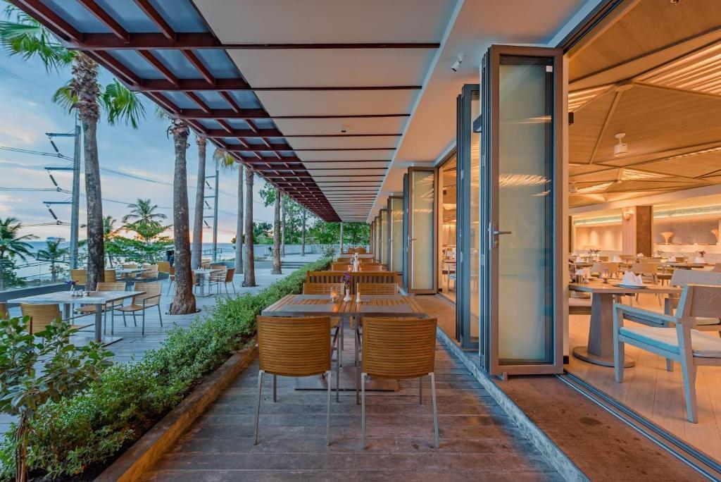 Ocean front Beach resort Phuket