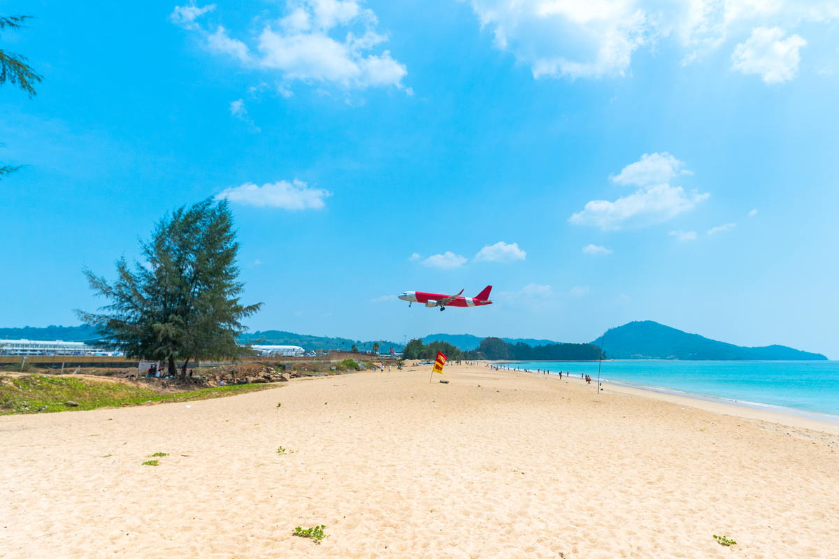 Phuket to Ease domestic Travel restrictions